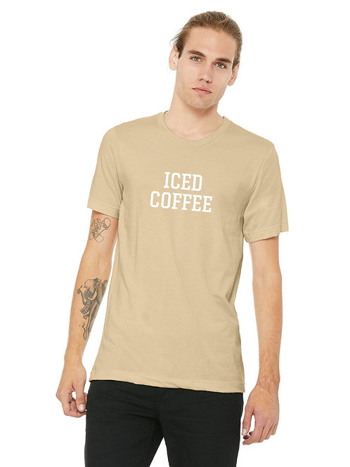 Iced Coffee T-Shirt (Unisex)