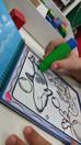 מי היה מאמין שאפשר לצייר עם מים - צביעה שכל ילד יאהב-בדוק