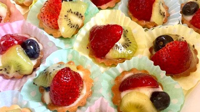 Mini multi fruits