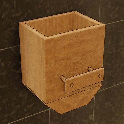 Distributeur de savon solide
