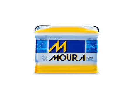 Bateria Moura 60 amperes por apenas R$ 359,00