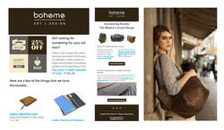 Newsletter, Flyers, Brochures