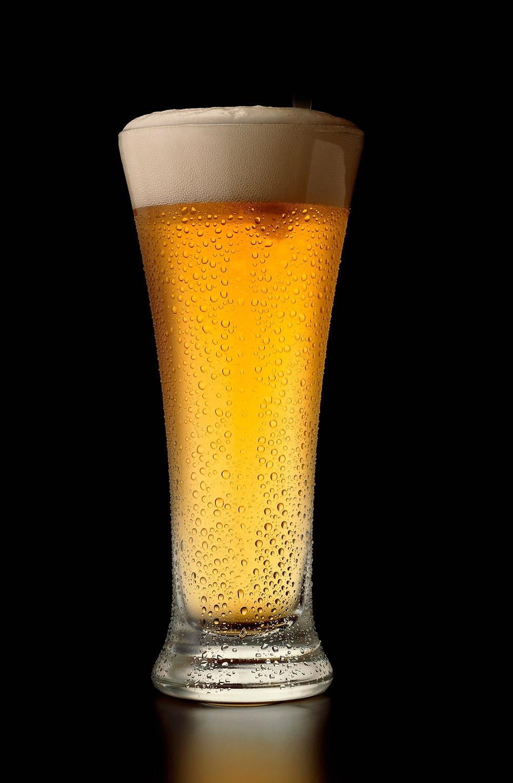 冷たいビール 2