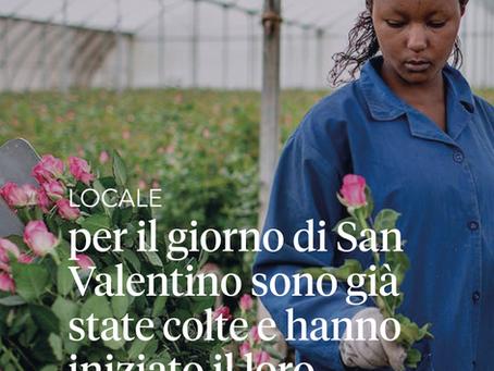 San Valentino sostenibile