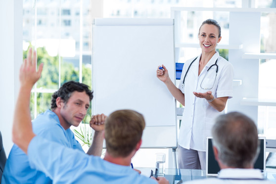 clinical experience in the USA & Canada