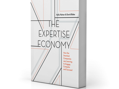 「The Expertise Economy」が出版されます!