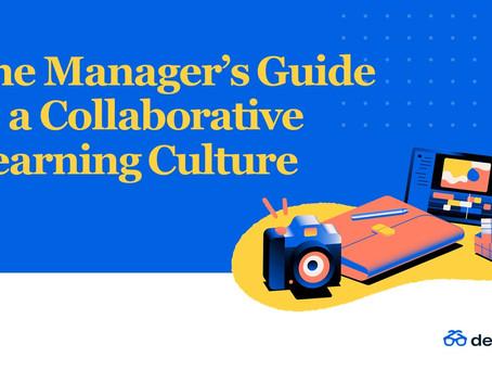 協調的な学びの文化はマネージャがカギ