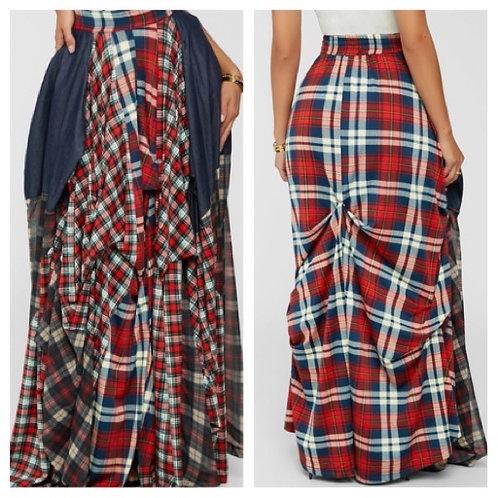 Damsel In Distress Maxi Skirt