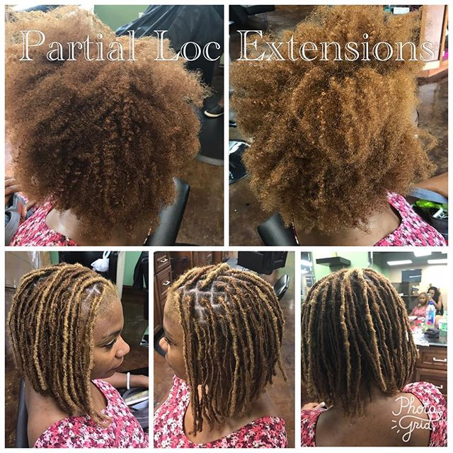 Braided and Wrapped Loc Extensions