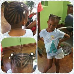 Kids Braided Style