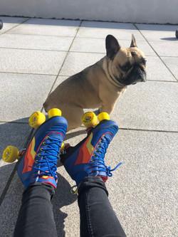 Jilll rolls to fitness