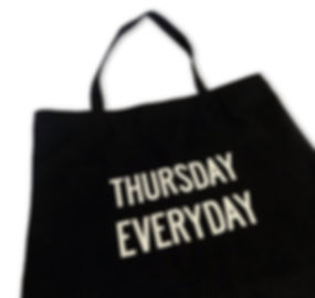 Thursday Boot Co. Canvas Totebag