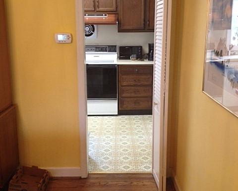 One Room Challenge {Petite Kitchen} Week 6 FINALE