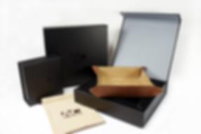Anson Calder E-Commerce Box, Pouch
