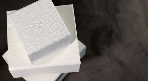 Shinola Custom Jewelry Boxes by Commonwealth Packaging Co.