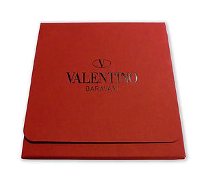 Valentino Custom Specialty Packaging by Commonwealth Packaging Co.