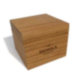 Shinola Custom Watch Box