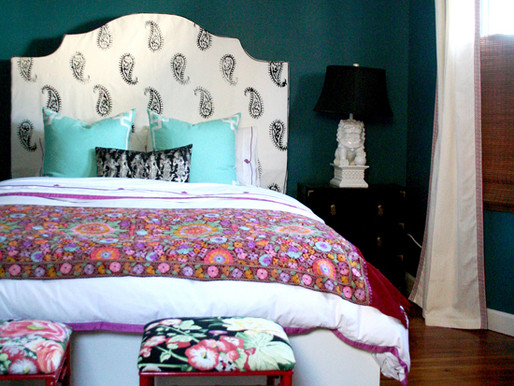 One Room Challenge Finale- Master Bedroom Reveal