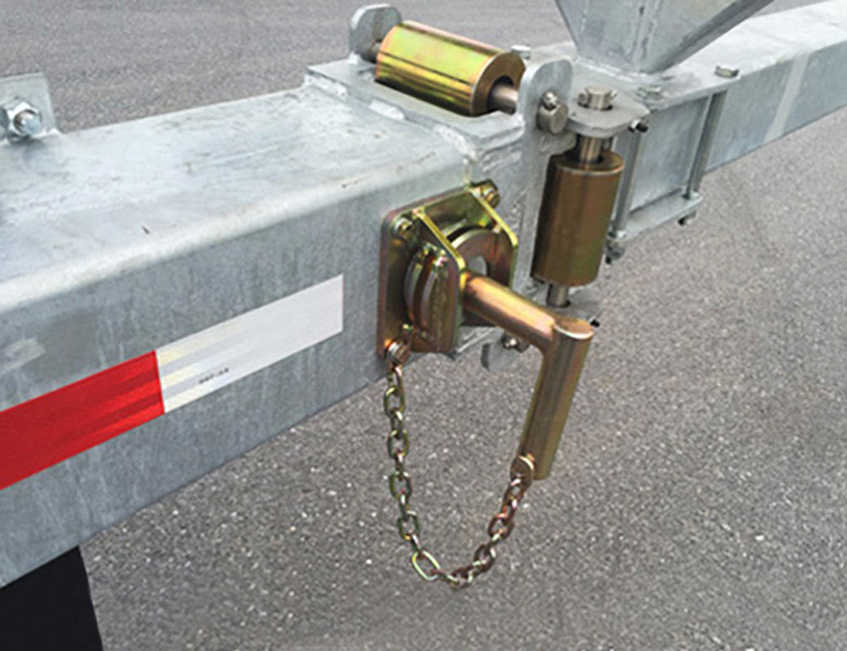 LIFETIME WARRANTY MEGA-ROLLER SYSTEM w/Tandem Turn Self-Securing Securelock™ (Patent Pending)