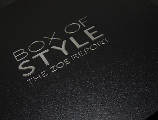 Box of Style Custom Specialty Box by Commonwealth Packaging Co.