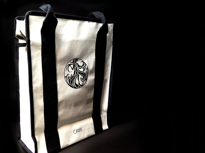 Oribe Reusable Totebag, Sustainable Packaging by Commonwealth Packaging Co.