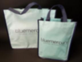 Custom printed Bluemercury box, Retail Packaging, Custom Sustainable Packaging by Commonwealth Packaging Co.