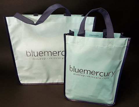 Custom printed Bluemercury box, Retail Packaging, Custom Sustainable Packaging by Commonwealth Packaging Co.