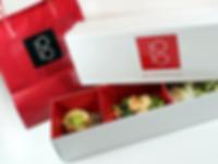 Buddakan Custom Bento Box, Takeout Bag