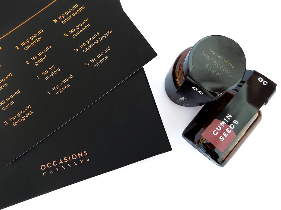 Occasions Specialty Box for Hospitality Packaging by Commonwealth Packaging Co.