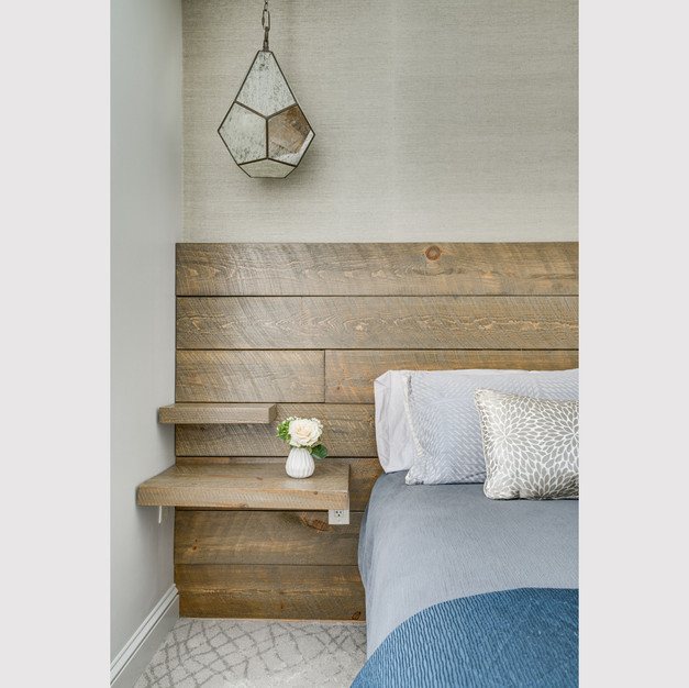 CUSTOM RUSTIC HEADBOARD