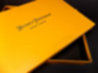 Hickey Freeman custom printed box, Retail Packaging by Commonwealth Packaging Co.
