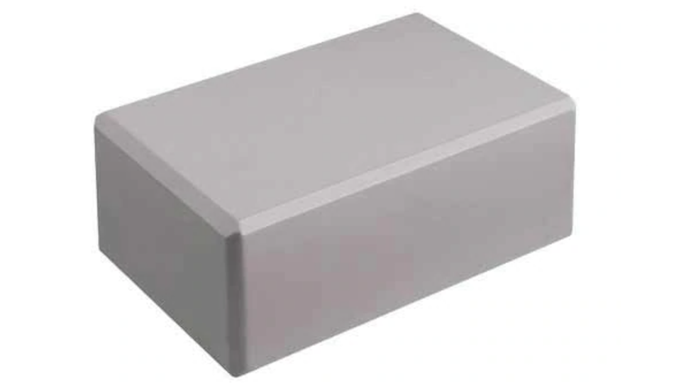 "4"" Foam Yoga Block"