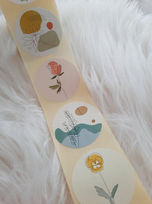 Sticker Kleiner Frühling