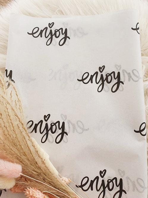 Seidenpapier enjoy