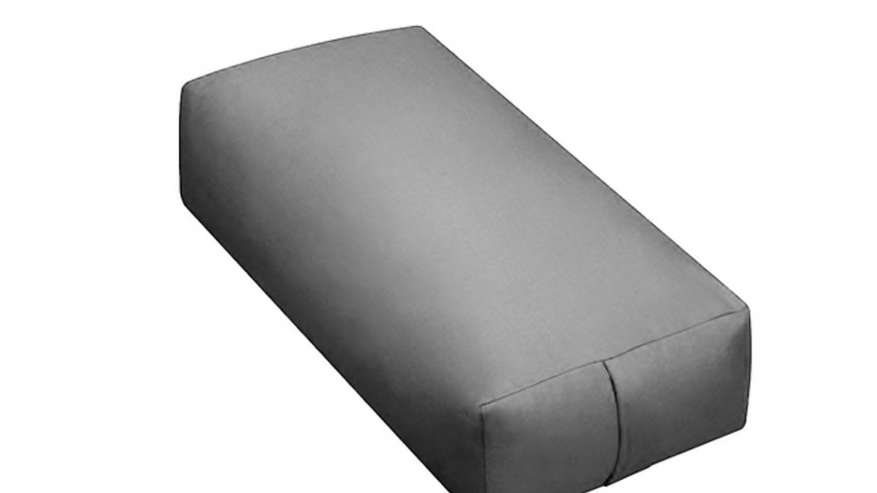 Large Rectangle Firm Yoga Bolster