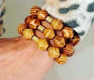 Wood Bicone