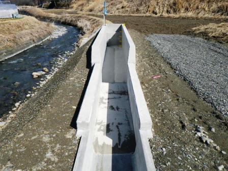 地域農業水利施設ストックマネジメント事業 用水路改修工事