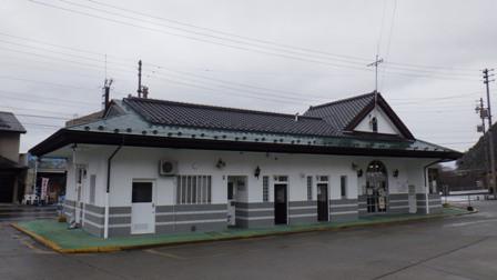 JR高遠駅リノベーション工事