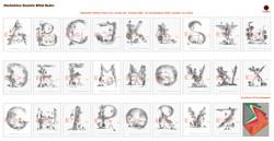 DBB - Alphabet 1 grande page