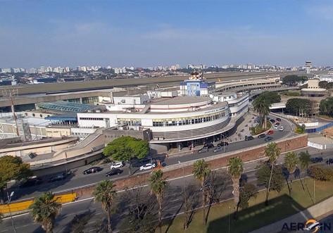 Infraero abre licitação de espaço para hangar no aeroporto de Congonhas