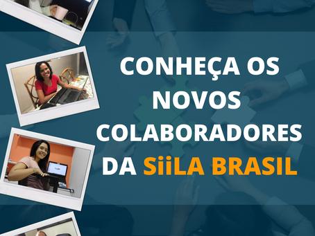 Conheça os novos colaboradores da equipe SiiLA Brasil!