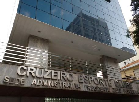 Cruzeiro inicia saída da sede administrativa na próxima segunda-feira