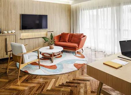 Room office: o home office com cara de hotel está em alta no Rio