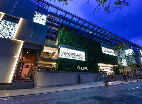 CJ Shops Jardins é inaugurado em São Paulo