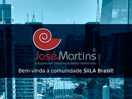 Novo Cliente SiiLA Brasil: JOSÉ MARTINS IMÓVEIS