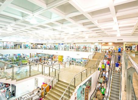 Shoppings têm 3º trimestre de recuperação