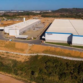 Amazon ampliará logística com CD no Ceará