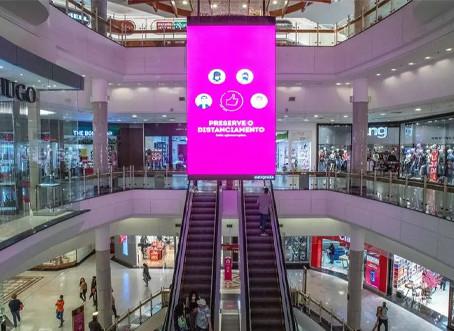 Shoppings pretendem cobrar aluguel mesmo com lojas fechadas