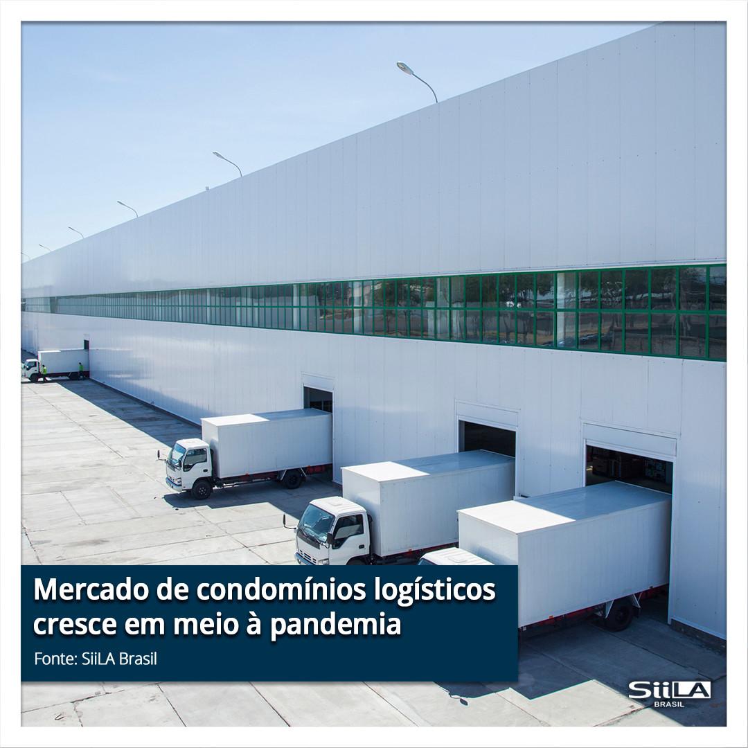 Mercado de condomínios logísticos cresce