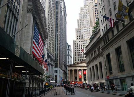 Wall Street finalmente vê retorno aos escritórios no horizonte